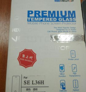 Защитные стекла на Sony