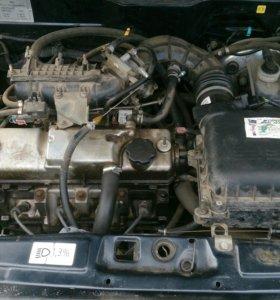 Мотор 11183 двигатель