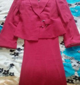 Костюм и блуза