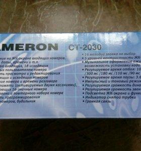 Телефон с АОН cameron cт-2030