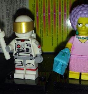 Фигурки Лего 2 шт.