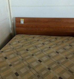 Кровать 2 сп