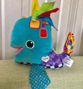 Tomy Lamaze Развивающая игрушка Китенок Фрэнки