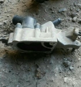 Термостат,помпа Chevrolet Aveo 1,2
