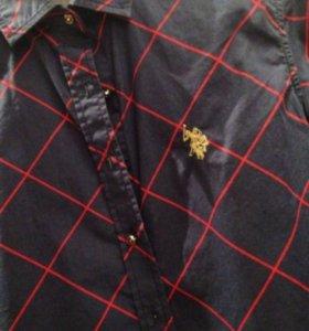 U. S. Polo рубашка жен.