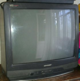 Телевизор на запчасти