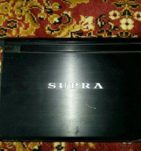 Усилитель SUPRA 4-х канальный