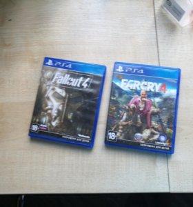 Far cry4 fallout4