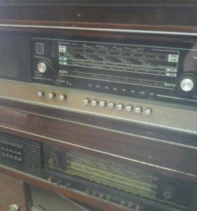 Радиолы советского производства