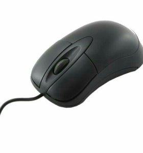 Мышь проводная Gemibird MUSOPTI9-904U usb black