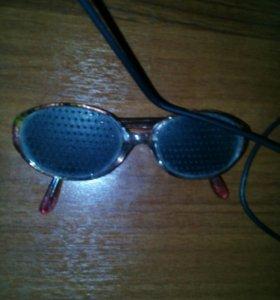 Очки тренажер для зрения
