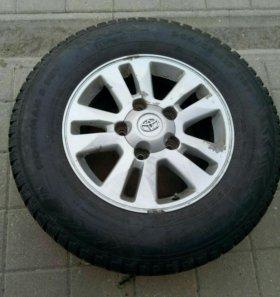 Колеса с дисками 265/65 R17