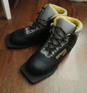 Ботинки лыжные Spine 34 размер