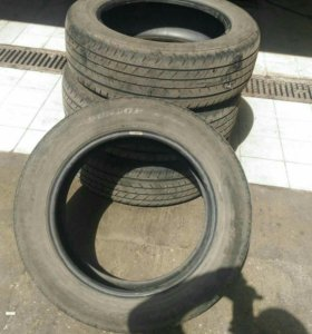 Комплект шин DUNLOP 225/60 R 18