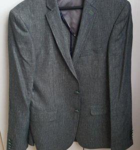 Пиджак мужской НОВЫЙ slim fit