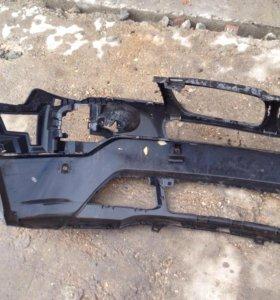 БМВ Х3 бампер передний 08-10 г .