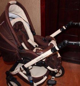 Детская коляска Riko Brano Ecco (2 в 1)