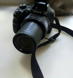 Фотоаппарат sony cyber-shot DSC HX300