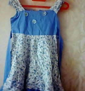 Платье рост 110-115