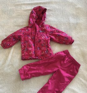 Куртка и штаны, демисезонный комплект Gusti