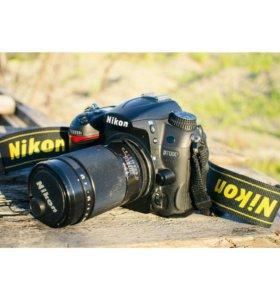 Nikon d7000 (тушка)