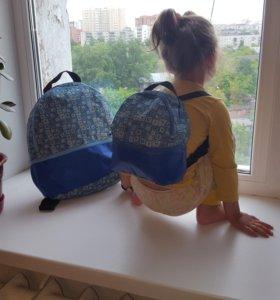 Рюкзаки ручной работы