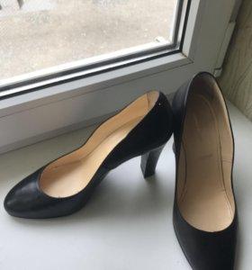 Туфли кожаные классика