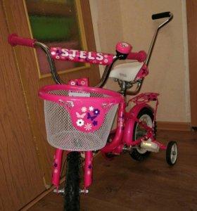 Велосипед для девочки Stels Joy 12'