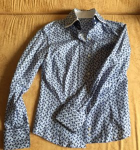 Рубашка женская на запонках 42-44