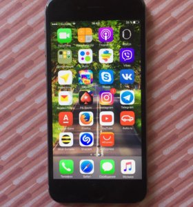 iPhone 6, Space Gray 16gb