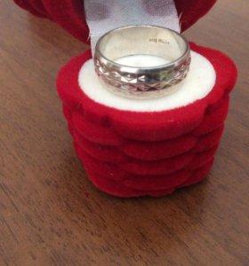Кольцо серебряное, 925 проба, р.17,5
