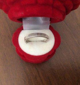 Кольцо серебряное, 925 пр., р.16,5