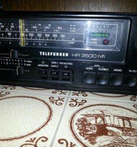 Telefunken HR 3500 hifi