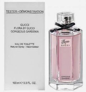 Gucci by gucci gorgeous gardenia | Тестер