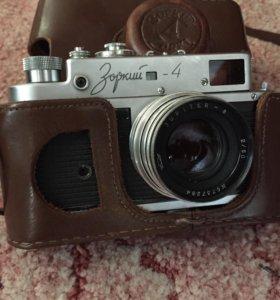 Продам необычный фотоаппарат Зоркий.