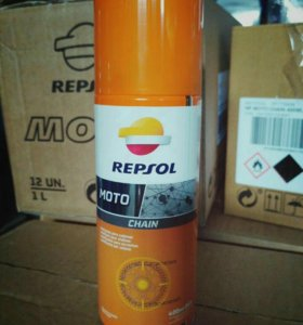REPSOL Moto Chain смазка для цепи мотоциклов