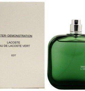 Lacoste eau de lacoste vert | Оригинальный тестер