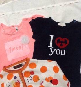 Джинсы детские DKNY футболки Gucci DKNY