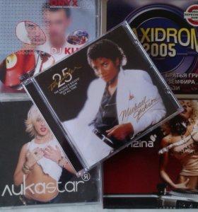 СД диски