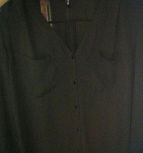 Шифоновая блузка HM