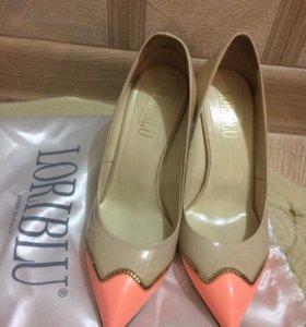 Шикарнейшие туфли Loriblu как новые