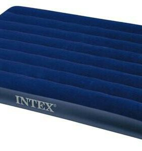 Матрас надувной Intex 137х191х22