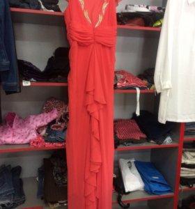 Платье вечернее в пол, можно на прокат или покупка