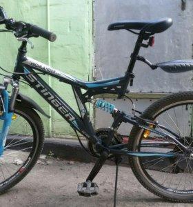 Продам велосипед Stinger Highlander