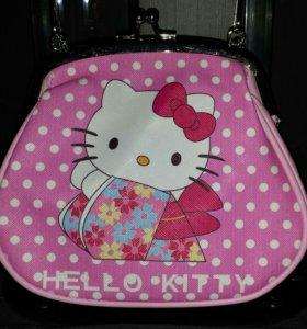 Детская сумка,сумочка,кошелек новая