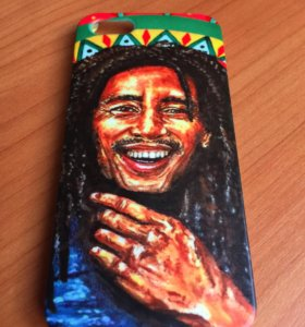 Супер чехол с Bob Marley