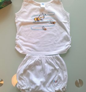 Комплект Susu Вьетнам майка + шорты на 2-3 года