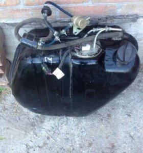 Бензобак на ваз 2107 (инжектор)