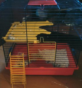 Клетка для хомяка,попугая,шиншиллы,хорька, крысы