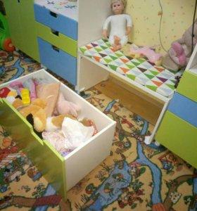 Мебель Икеа в детскую